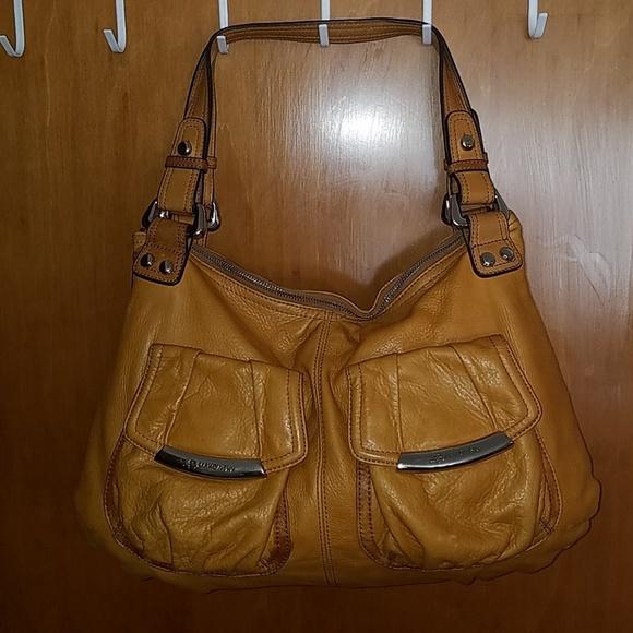 B. Makowsky Bags   Tan Leather B Makowsky Bag   Poshmark f7efa753df